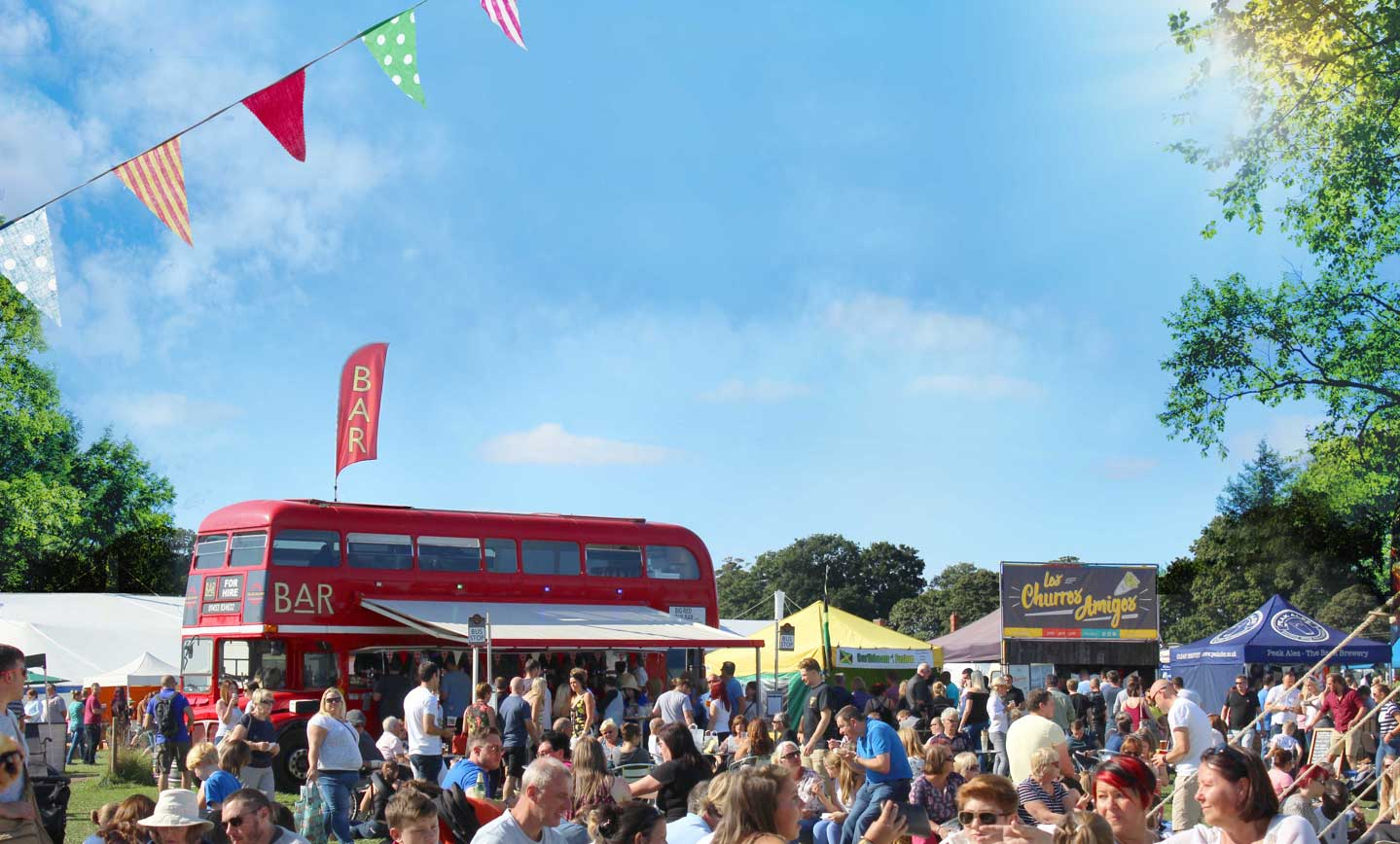 Festival of Food and Drink 2018 Bar