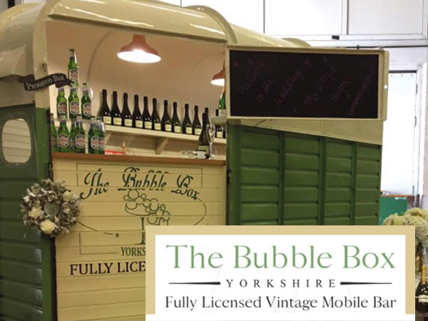 Festival of Food & Drink 2018 - Exhibitors - The Bubble Box