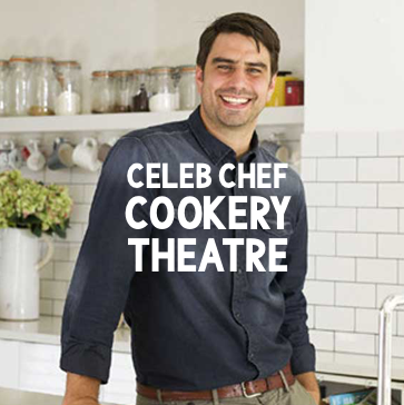 Celebrity Chef Cookery Theatre