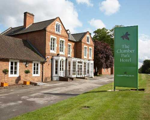 Visiting - The Festival of Food & Drink 2018, National Trust's Clumber Park, Nottingham. - Clumber Park Hotel