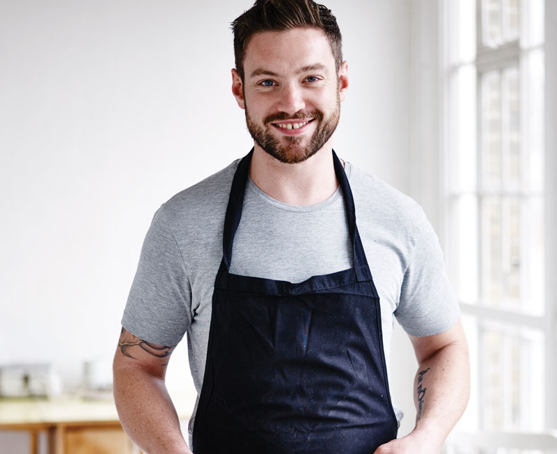 Festival of Food & Drink 2018 - Celebrity TV Chef Dan Doherty