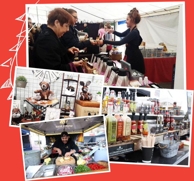 Festival of Food & Drink 2018 - Exhibitors