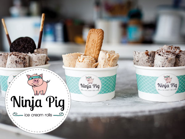 Festival of Food & Drink 2018 - Exhibitors - ninja pig