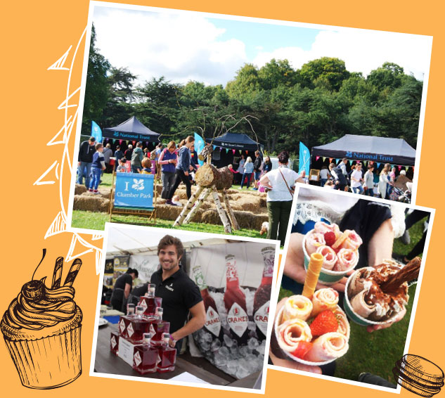 What's On - Festival of Food & Drink 2018