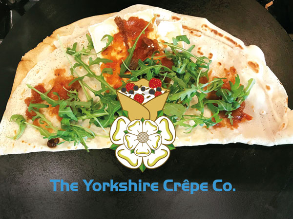 Festival of Food & Drink 2018 - Exhibitors - yorkshire crepe