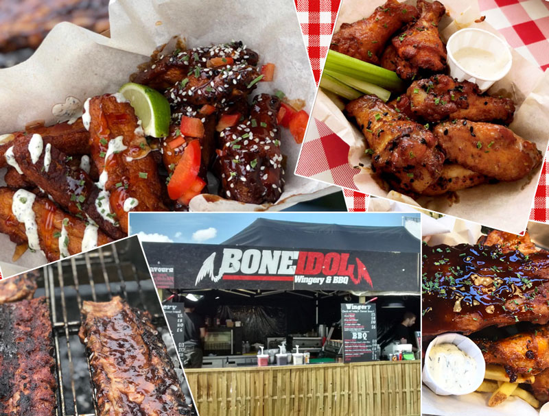 Festival of Food & Drink 2018 - Exhibitors Bone Idol