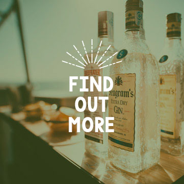 Festival of Food & Drink 2018, Whats On - Gin School New for 2018