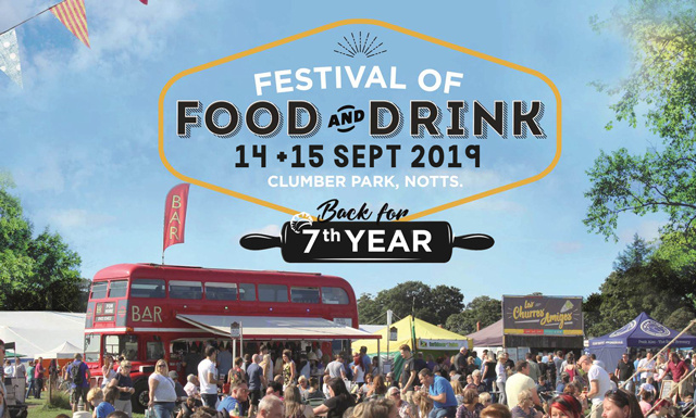 National Trust Archives Festival Of Food And Drink