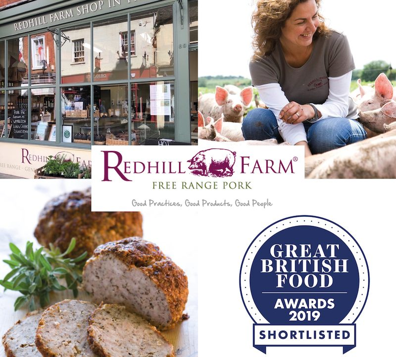 REDHILL FARM RETURNS TO FESTIVAL OF FOOD AND DRINK
