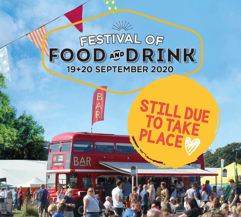 Festival of Food and Drink going ahead Clumber Park