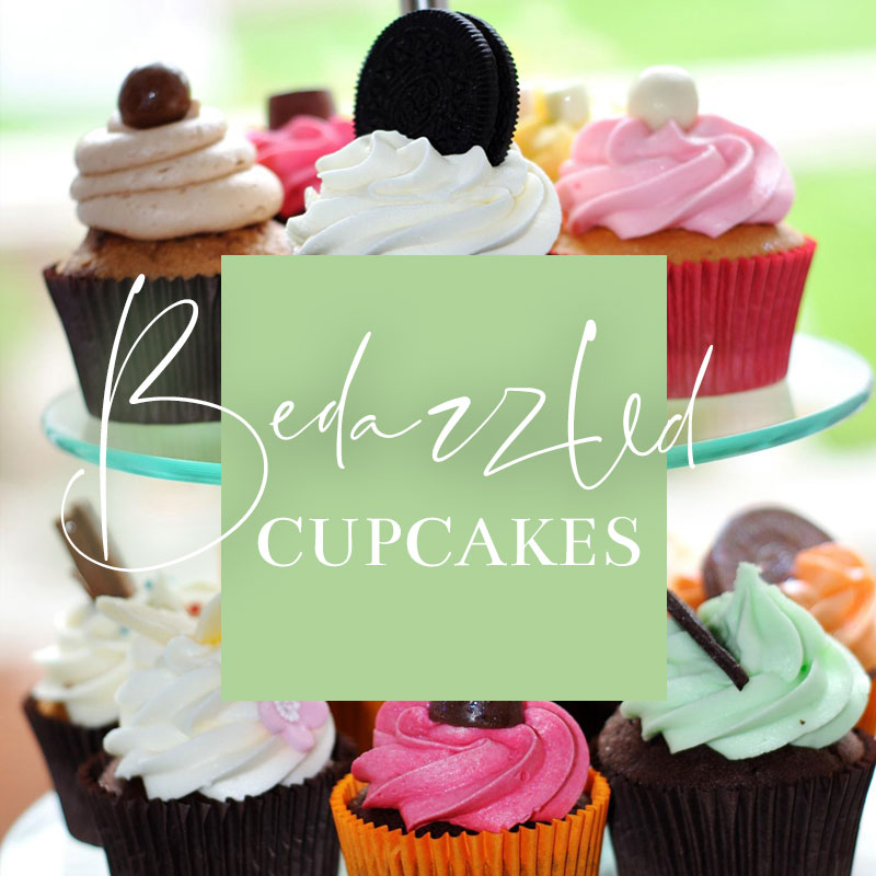 Bedazzled-Cupcakes
